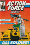 Cover for Action Force Monthly (Marvel UK, 1988 series) #12