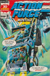 Cover for Action Force Monthly (Marvel UK, 1988 series) #8