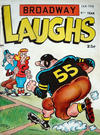 Cover for Broadway Laughs (Prize, 1950 series) #v13#11