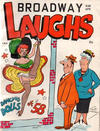 Cover for Broadway Laughs (Prize, 1950 series) #v12#12