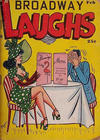 Cover for Broadway Laughs (Prize, 1950 series) #v9#11