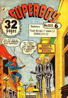 Cover for Superboy (K. G. Murray, 1949 series) #105 [6d]