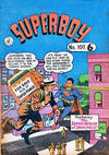 Cover for Superboy (K. G. Murray, 1949 series) #107
