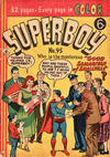 Cover for Superboy (K. G. Murray, 1949 series) #95