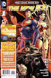 Cover Thumbnail for DC Comics - The New 52 FCBD Special Edition (2012 series) #1 [DC Comics - The New 52 FCBD Special (2012 series) #1 [Source Comics & Games variant]]