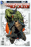 Cover for Frankenstein, Agent of S.H.A.D.E. (DC, 2011 series) #0