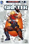 Cover for Grifter (DC, 2011 series) #0