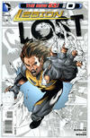 Cover for Legion Lost (DC, 2011 series) #0