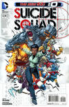 Cover for Suicide Squad (DC, 2011 series) #0