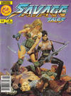 Cover for Savage Tales (Marvel, 1985 series) #5 [Newsstand]