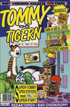 Cover for Tommy og Tigern (Bladkompaniet, 1989 series) #10/1993