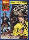 Cover for Maxi Tex (Hjemmet / Egmont, 2008 series) #24 - Fossiljegeren