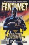 Cover for Fantomet (Hjemmet / Egmont, 1998 series) #12/2003