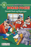 Cover for Donald Pocket (Hjemmet / Egmont, 1968 series) #6 - Donald Duck og B-gjengen [7. opplag bc 239 20]