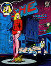 Cover for She Comics: An Anthology of Big Bitch (Last Gasp, 1993 series)
