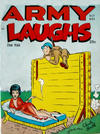 Cover for Army Laughs (Prize, 1951 series) #v6#3