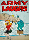 Cover for Army Laughs (Prize, 1951 series) #v5#12
