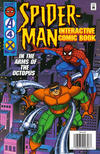 Cover for Spider-Man Interactive Comic Book (Marvel, 1996 series)