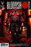 Cover for Bloodshot (Valiant Entertainment, 2012 series) #2 [Cover A - Arturo Lozzi]
