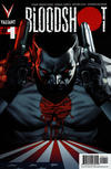 Cover for Bloodshot (Valiant Entertainment, 2012 series) #1 [Cover A - Arturo Lozzi]