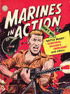 Cover for Marines in Action (Horwitz, 1953 series) #36