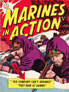 Cover for Marines in Action (Horwitz, 1953 series) #34