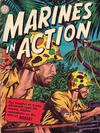 Cover for Marines in Action (Horwitz, 1953 series) #28