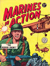 Cover for Marines in Action (Horwitz, 1953 series) #24