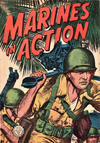 Cover for Marines in Action (Horwitz, 1953 series) #12
