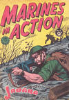 Cover for Marines in Action (Horwitz, 1953 series) #2