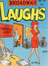 Cover for Broadway Laughs (Prize, 1950 series) #v8#7
