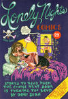 Cover Thumbnail for Lonely Nights Comics (1986 series)  [2nd printing]