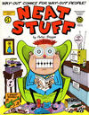 Cover for Neat Stuff (Fantagraphics, 1985 series) #1 [2nd printing]