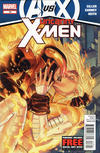 Cover for Uncanny X-Men (Marvel, 2012 series) #18