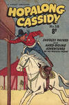 Cover for Hopalong Cassidy (Cleland, 1948 ? series) #58