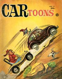 Cover Thumbnail for CARtoons (Petersen Publishing, 1961 series) #35