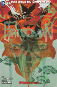 Cover Thumbnail for Batwoman (Panini Deutschland, 2012 series) #1 - Hydrologie