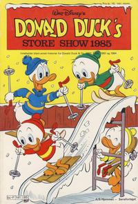 Cover Thumbnail for Donald Ducks Show (Hjemmet / Egmont, 1957 series) #[49] - Store show 1985
