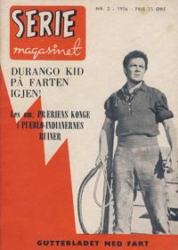 Cover Thumbnail for Seriemagasinet (Serieforlaget / Se-Bladene / Stabenfeldt, 1951 series) #2/1956