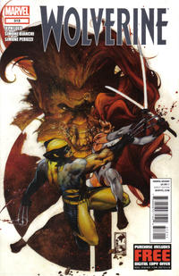 Cover Thumbnail for Wolverine (Marvel, 2010 series) #312
