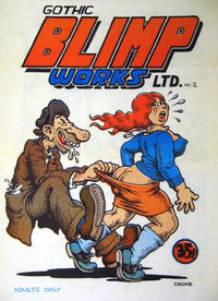 Cover Thumbnail for Gothic Blimp Works (East Village Other, 1969 series) #2