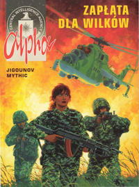 Cover Thumbnail for Alpha (Egmont Polska, 2002 series) #3 - Zapłata dla wilków