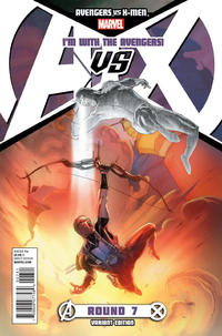 Cover for Avengers vs. X-Men (Marvel, 2012 series) #7 [X-Men Team Variant]