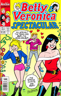 Cover Thumbnail for Betty and Veronica Spectacular (Archie, 1992 series) #4