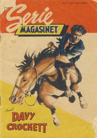 Cover Thumbnail for Seriemagasinet (Serieforlaget / Se-Bladene / Stabenfeldt, 1951 series) #8/1958