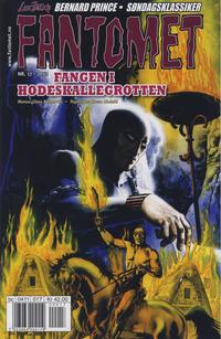 Cover Thumbnail for Fantomet (Hjemmet / Egmont, 1998 series) #17/2012