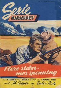 Cover Thumbnail for Seriemagasinet (Serieforlaget / Se-Bladene / Stabenfeldt, 1951 series) #3/1959