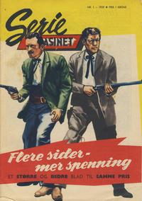 Cover Thumbnail for Seriemagasinet (Serieforlaget / Se-Bladene / Stabenfeldt, 1951 series) #1/1959