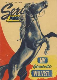 Cover Thumbnail for Seriemagasinet (Serieforlaget / Se-Bladene / Stabenfeldt, 1951 series) #12/1957