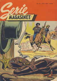 Cover Thumbnail for Seriemagasinet (Serieforlaget / Se-Bladene / Stabenfeldt, 1951 series) #10/1957